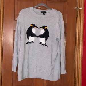 Sweaters - Penguin sweater